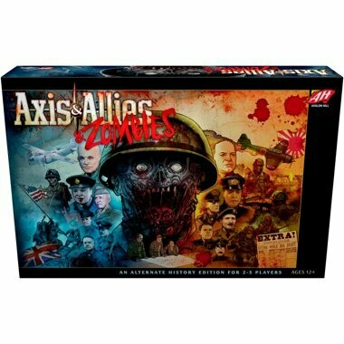 Axis & Allies -Zombies