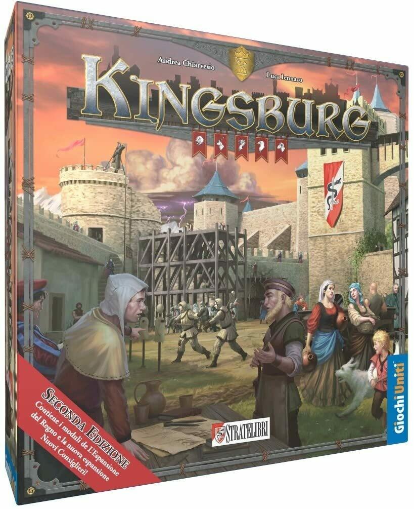 Kingsburg Seconda Ed.