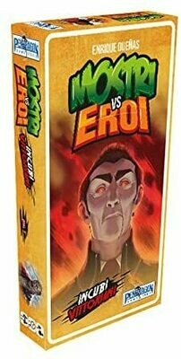 Mostri vs Eroi