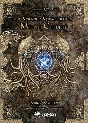 Il Richiamo di Cthulhu - Il Grande Grimorio della Magia dei Miti di Cthulhu