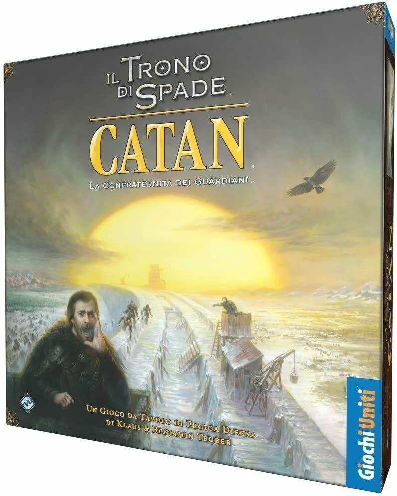 Catan - Il Trono di Spade: La Confraternita dei Guardiani - Danneggiato