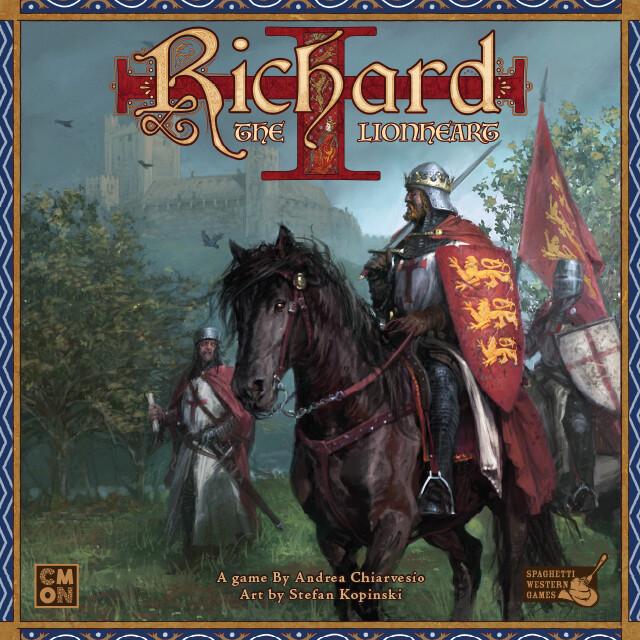 Richard The Lionheart - EN