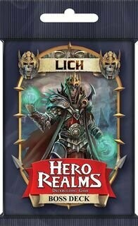 Hero Realms - Lich Boss Deck