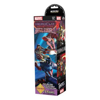 HeroClix:Battleworld Booster HeroClix