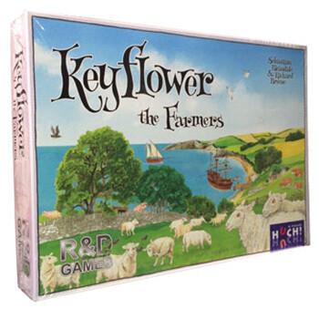 Keyflower - The Farmers