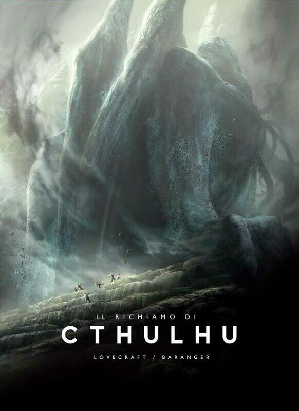 Il Richiamo di Cthulhu - Illustrato da Francois Baranger