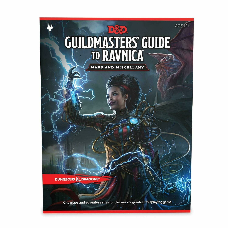 D&D Guildmaster's Guide to Ravnica - Quinta Ed.