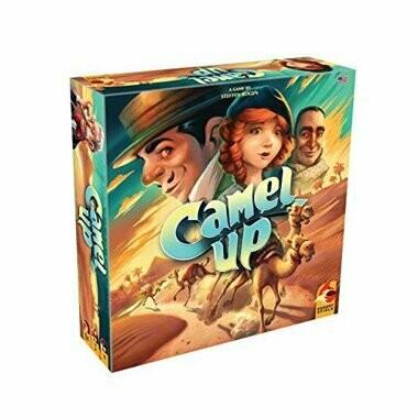 Camel Up 2 ed.