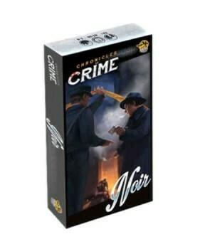 Chronicles of Chrime - Noir