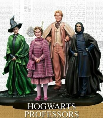 Harry Potter Miniature Adventure Game - Hogwarts Professors