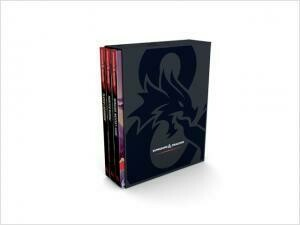 D&D Core Rulebook Gift Set Collector's Edition - Quinta Ed.