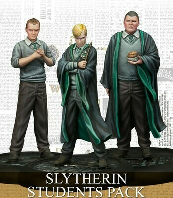 Harry Potter Miniature Adventure Game - Slythering Students