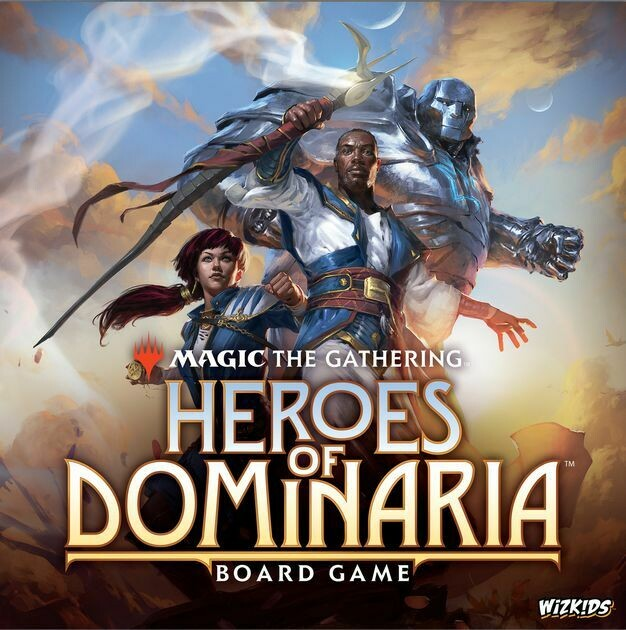 Heroes of Dominaria - Boardgame