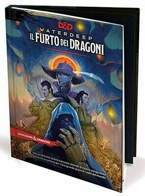 D&D Waterdeep: Il Furto dei Dragoni  - Quinta Ed.