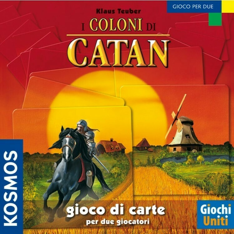 I Coloni di Catan - Gioco di Carte