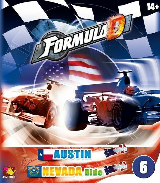 Formula D Expansion 6 - Austin & Nevada Ride
