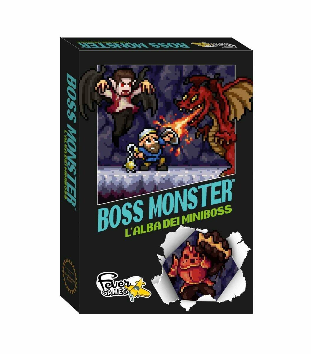 Boss Monster - L'alba dei miniboss