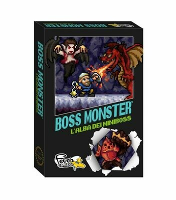 Boss Monster 3 - L'alba dei miniboss
