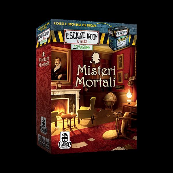 Misteri Mortali Esp. di Escape Room - Il Gioco
