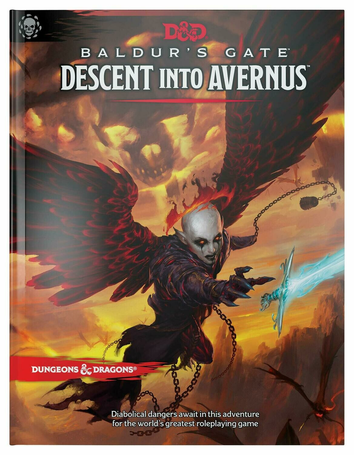 D&D Baldur's Gate Descent into Avernus - Quinta Ed.