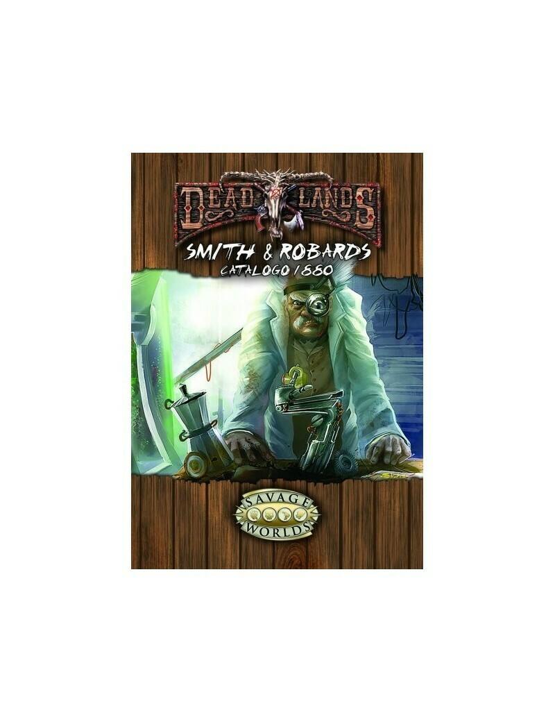 Deadlands - Smith & Robards