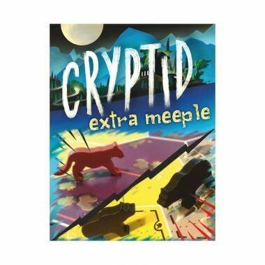 Cryptid ITA - Token Orso e Puma