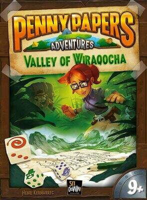 Penny Papers - Valley of Wiraqocha