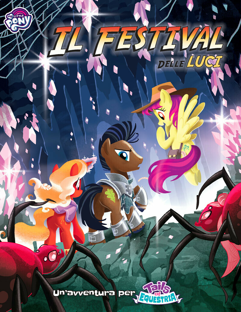 My Little Pony - Tails of Equestria - Il Festival delle Luci