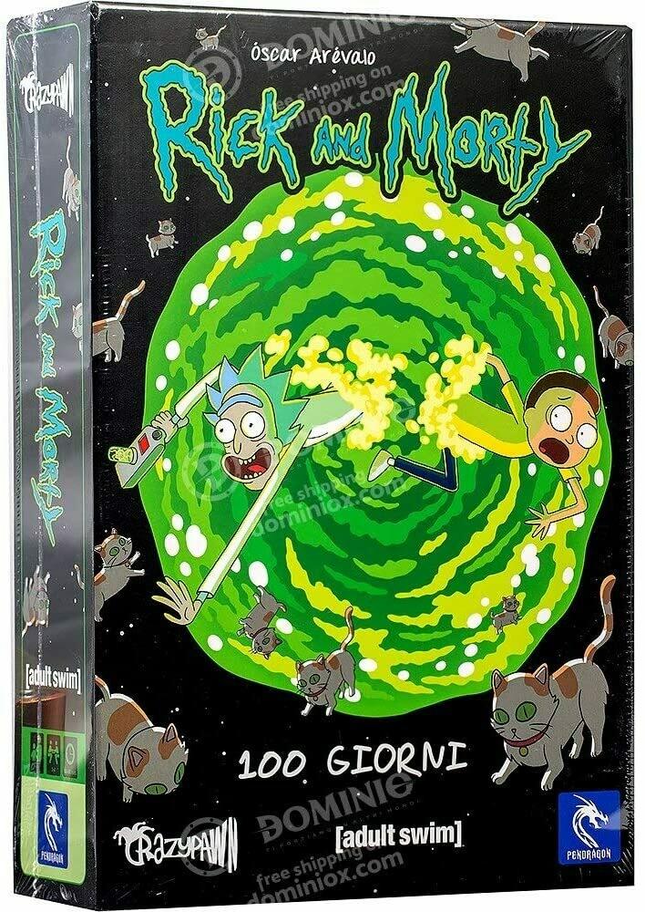 Rick & Morty, 100 giorni