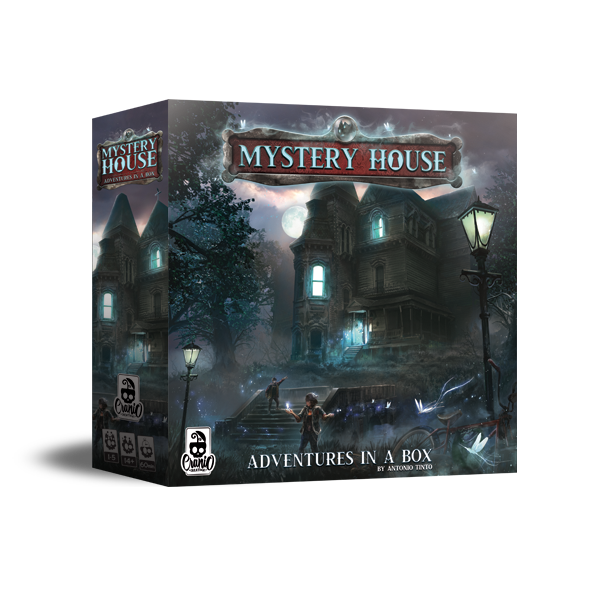 Mystery House - Avventure in scatola