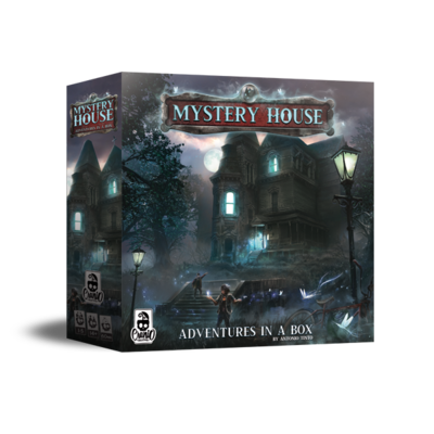 Mystery House - Avventure in scatola