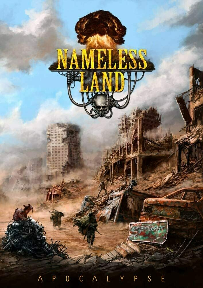 Nameless Land - Apocalypse
