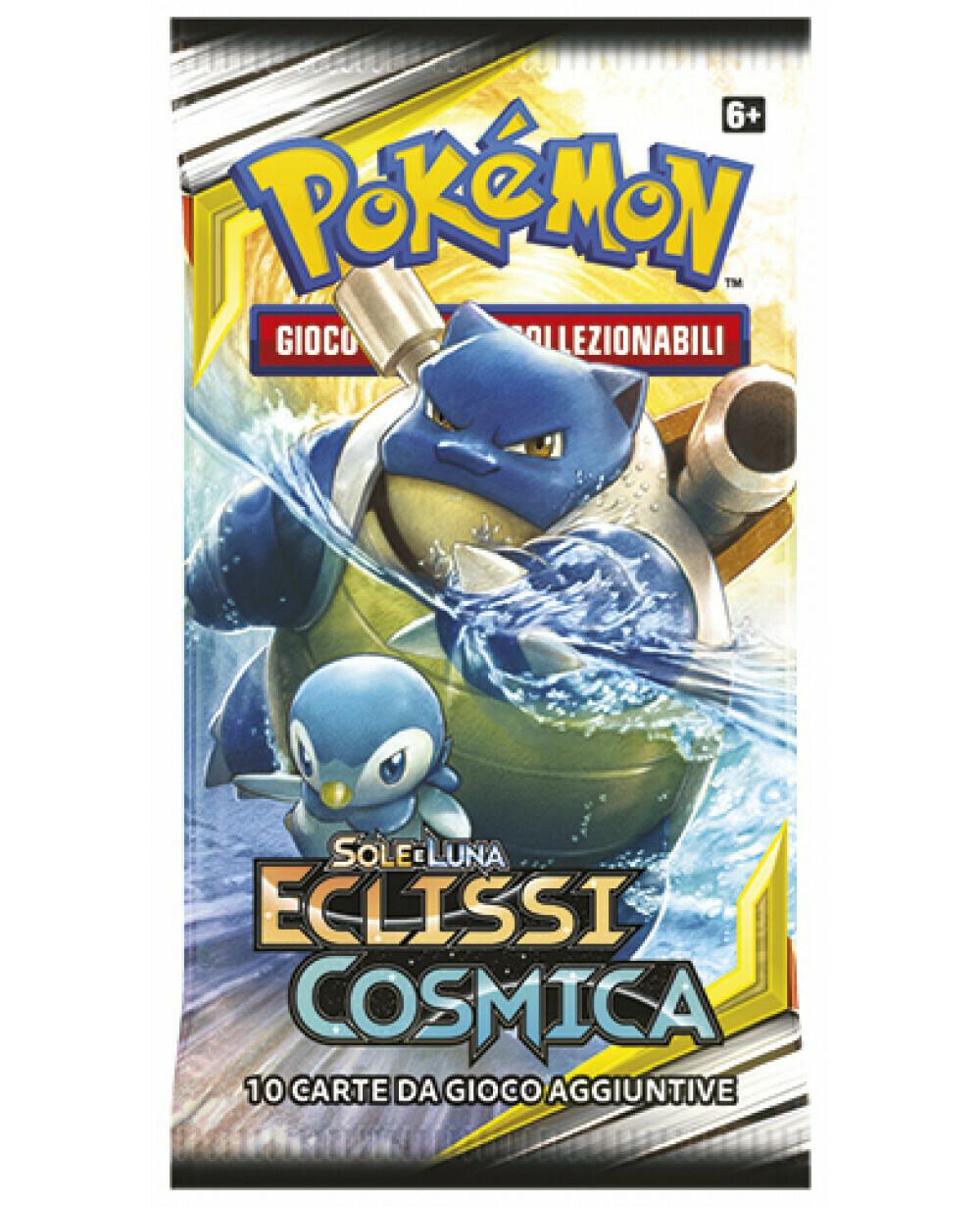 Sole e Luna, Eclissi Cosmica - Busta - Pokemon
