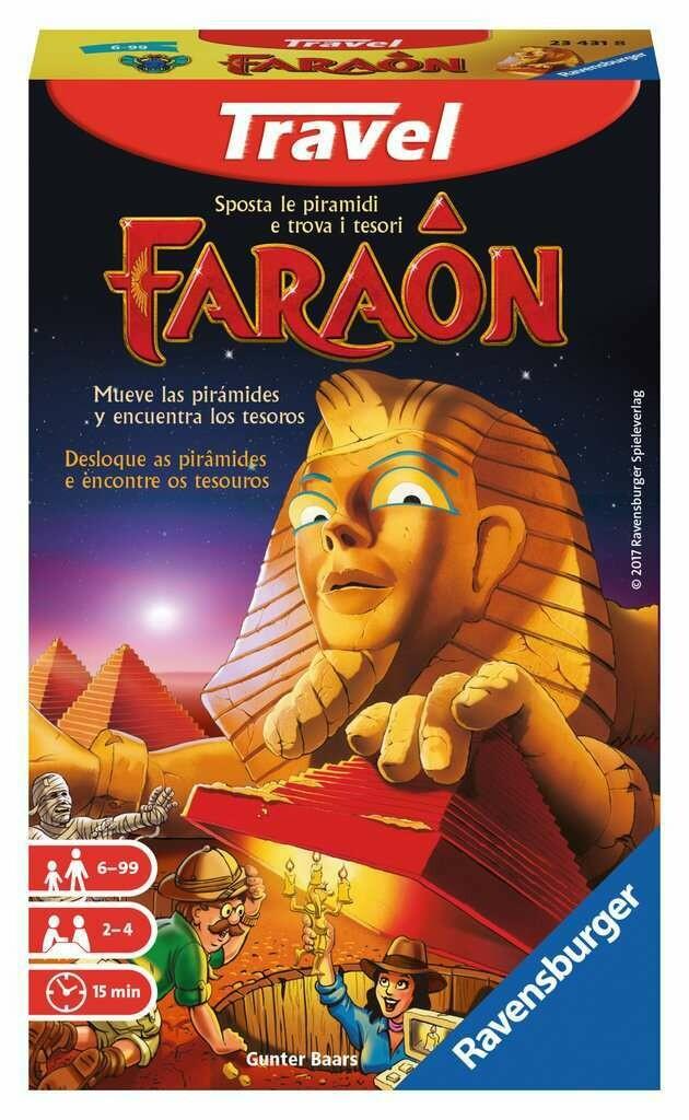 Faraon Travel Game