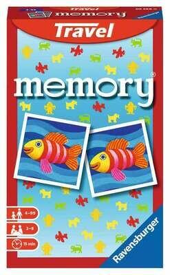 Mini Memory Travel Game