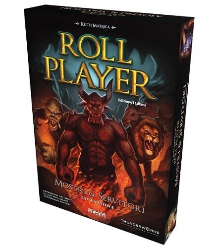 Roll Player - Mostri e Servitori