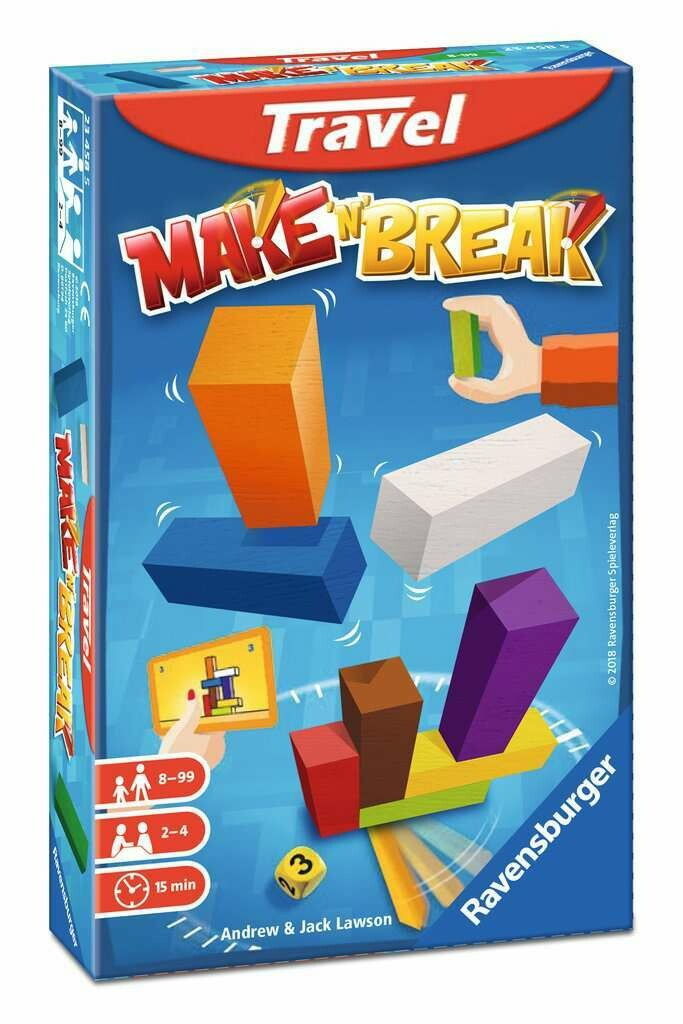 Make'n'break Travel Game