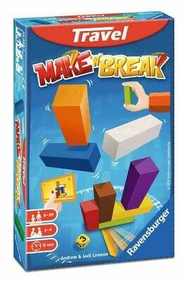 Make'n'break Travel Game