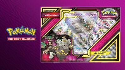 Pokemon Collezione Speciale Luna Pallida - GX