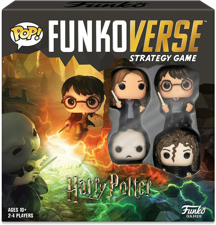 POP Funkoverse - Harry Potter Strategy Game - Set Base (ENG)