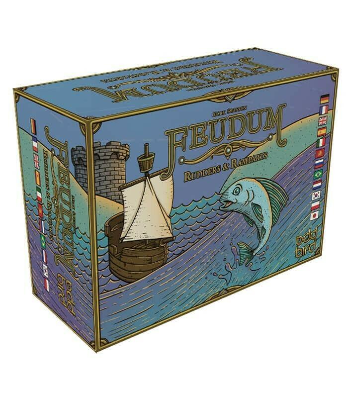 Feudum - Rudders & Ramparts