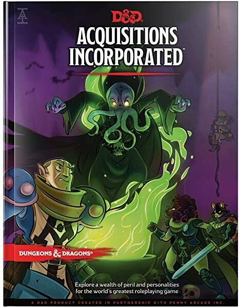D&D Acquisitions Incorporated - Quinta Ed.