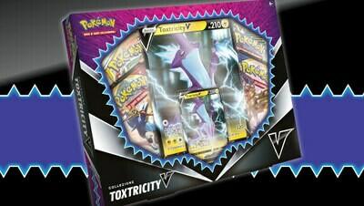 Pokemon Collezione Speciale Toxtricity V