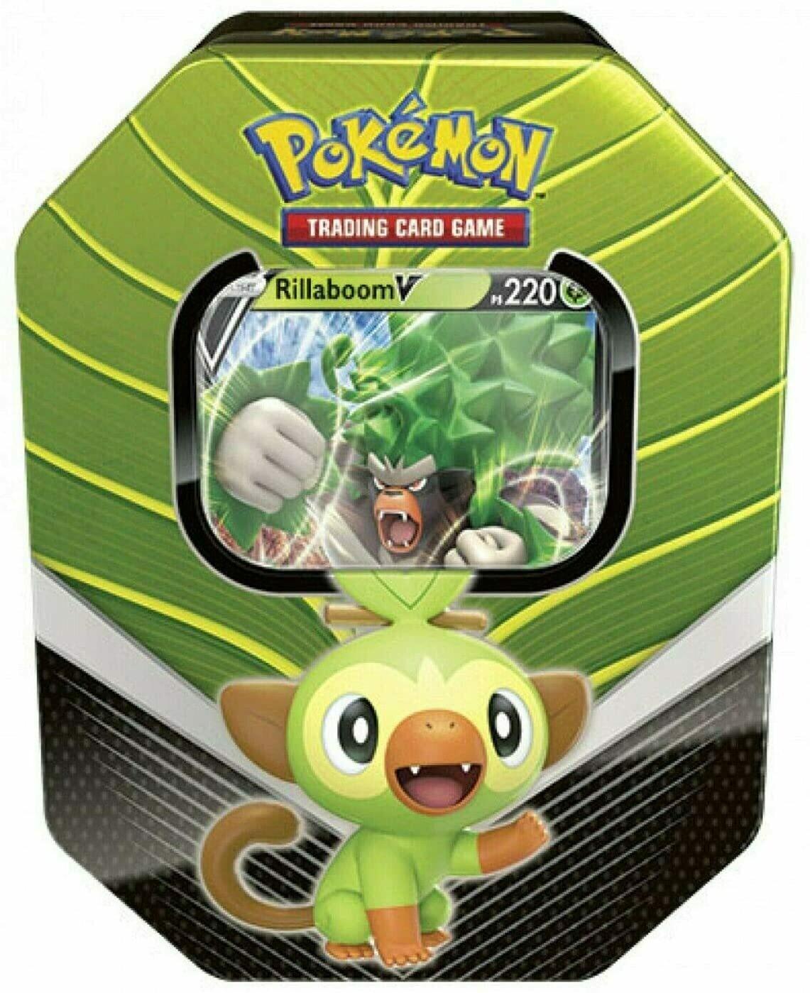 Pokemon Tin da Collezione Compagni di Galar