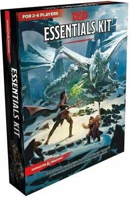 D&D Essential kit - Quinta Ed.