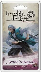Legend of the Five Rings - Justice for Satsume
