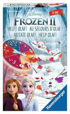 Disney Frozen 2 Travel Game