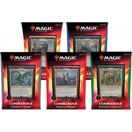 Commander Ikoria 2020 ITA - Magic the Gathering