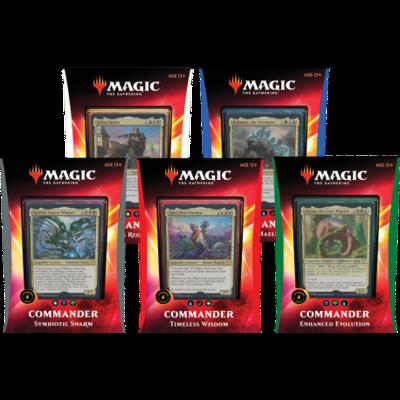 Commander Ikoria 2020 ITA - Magic the Gathering