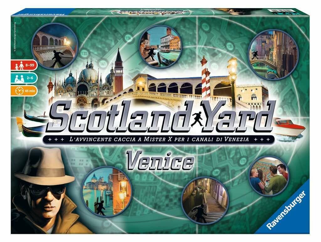Scotland Yard: Venice